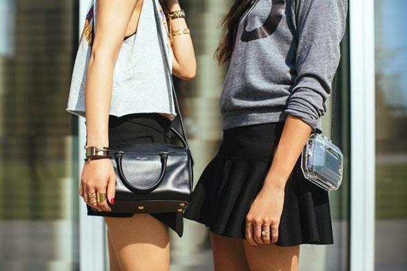 Duffel Bags Versus Clutch Bags