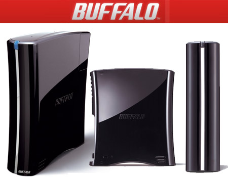 Buffalo technology drivestation